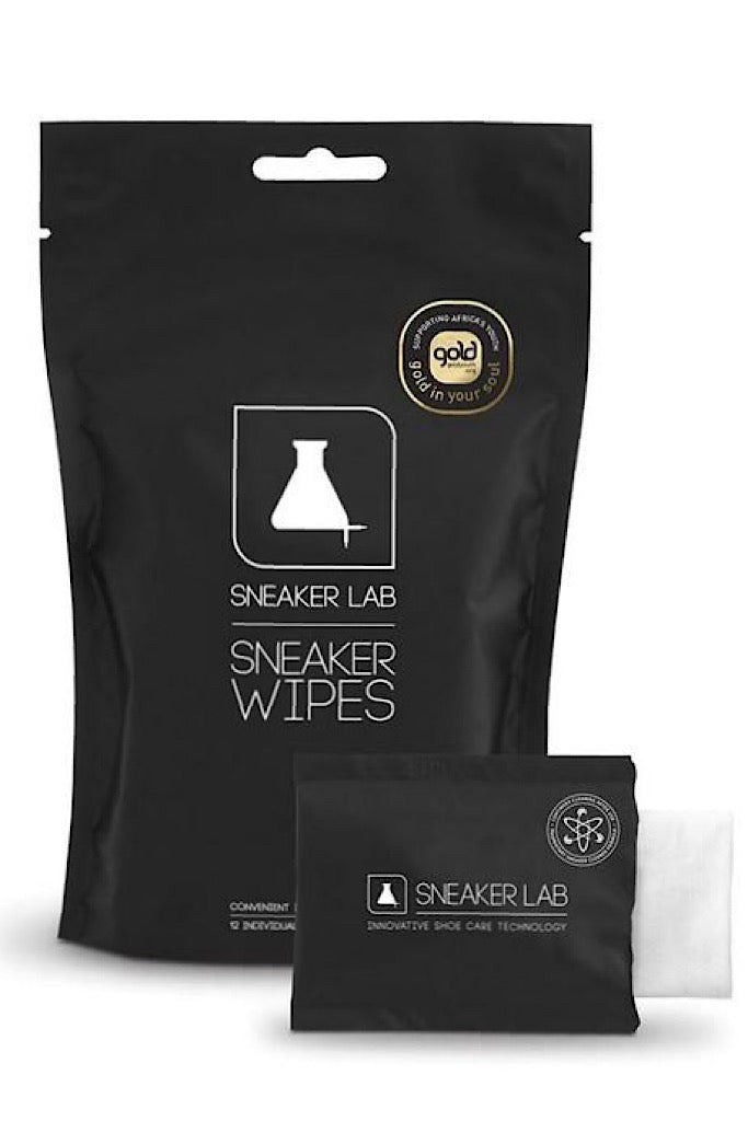Disposable Sneaker Wipes - Pack of 12