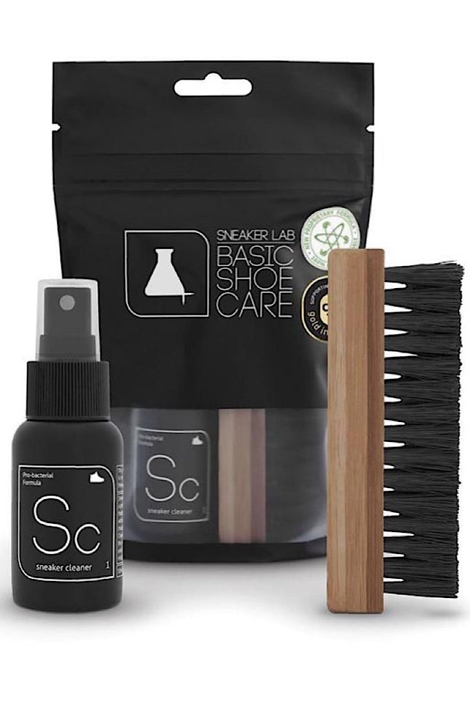 Basic Cleaning Kit - Sneaker Cleaner 50ml with Premium Sneaker Brush