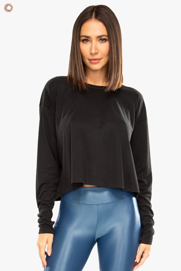 Storm Long Sleeve Top