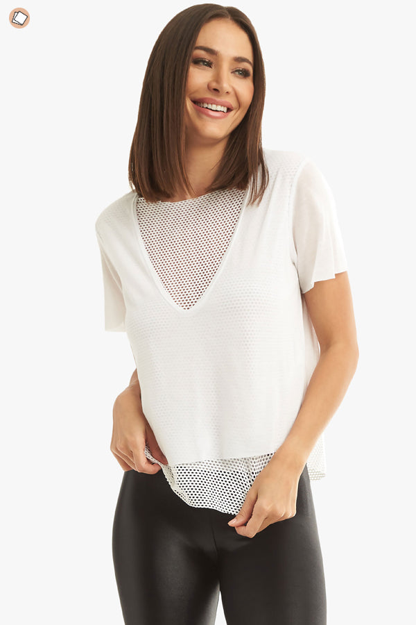 Double Layer Tee