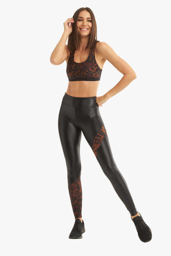 Trek High Rise Cheetara Legging