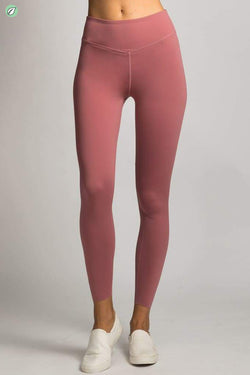 June Highwaist Crop Legging
