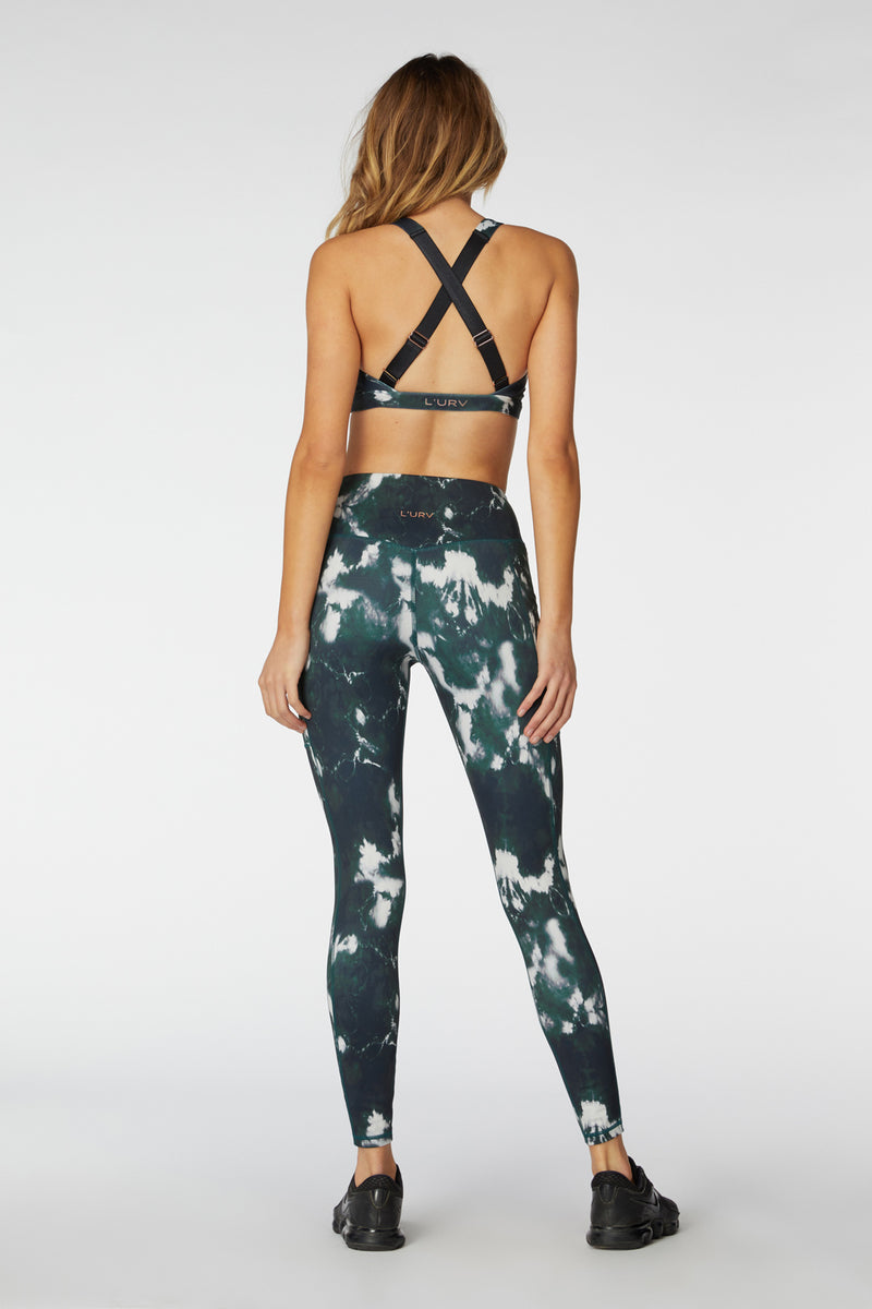 Elliptical Legging