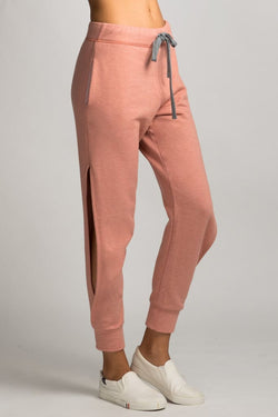 Livia Side Slit Pants