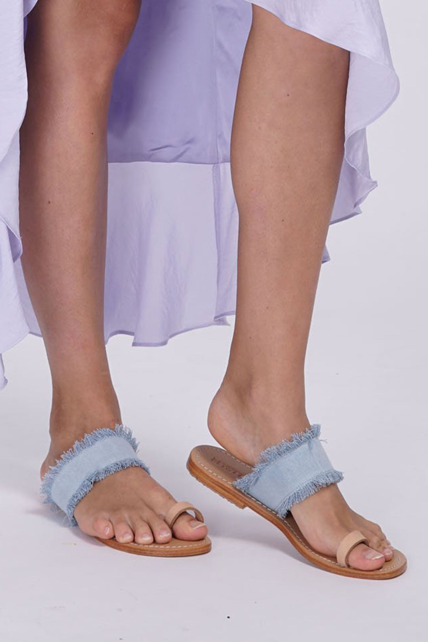 Bali Toe Ring Single Band Sandals
