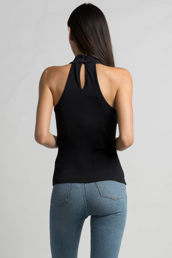 Turtleneck Halter