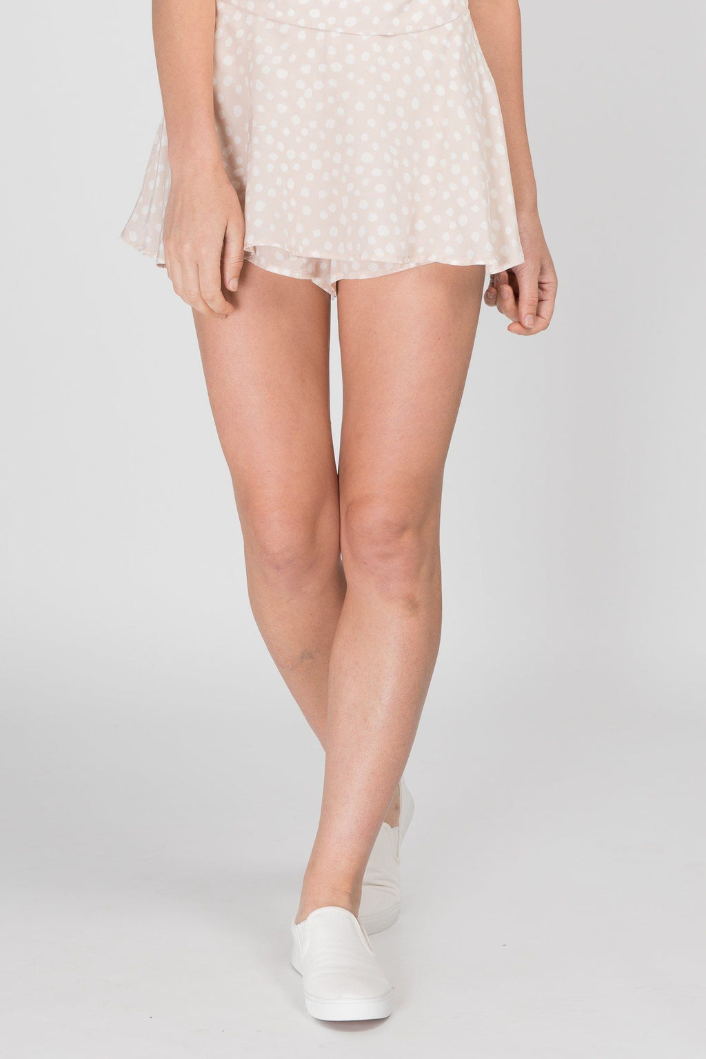 Valentina High-Waist Shorts