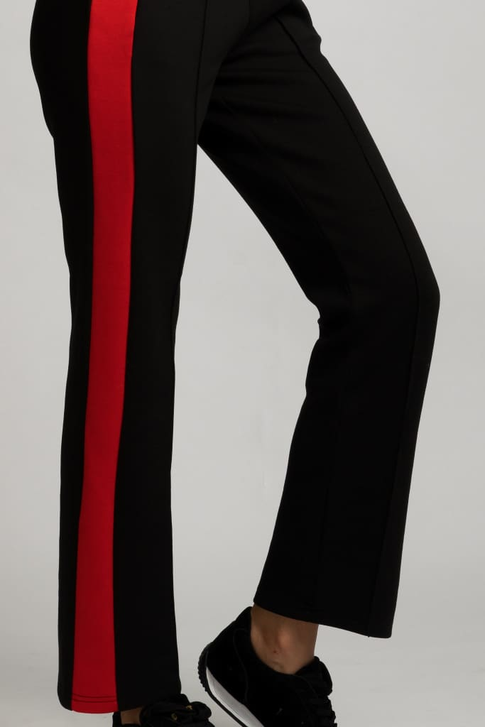 Warrior Side Stripe Pants