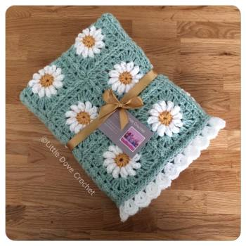 Field of Daisies Blanket