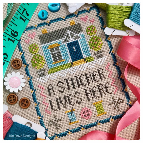 Home Of A Stitcher