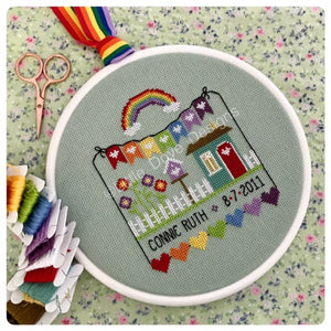 Cross Stitch Personalisation