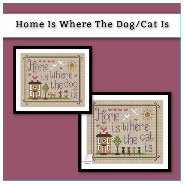 Home Is Where the Dog/Cat Is