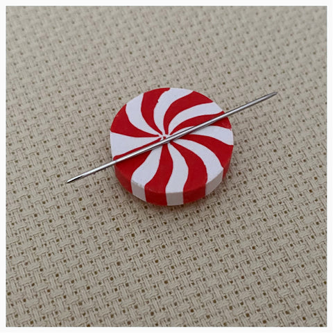 Peppermint Swirl Needleminder