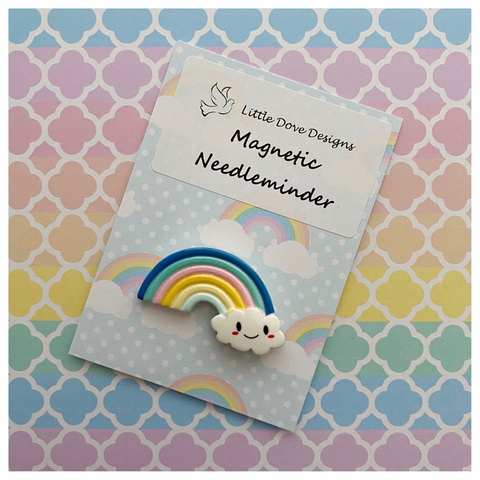 Blue Rainbow Needleminder