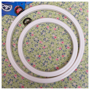 DMC White Flexi Hoop