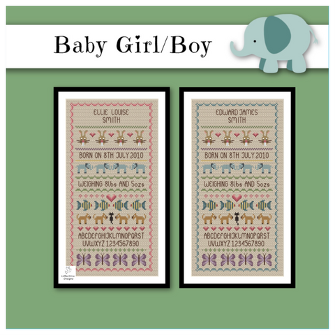 Baby Boy/Girl Birth Record