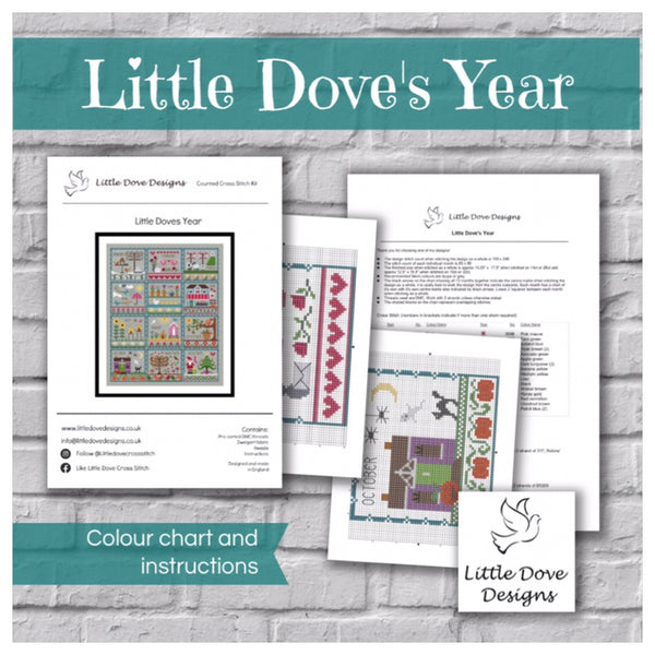 Little Dove's Year