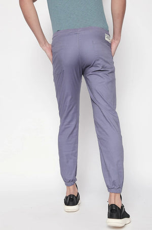 Hemsters Purple Blue Joggers from Men