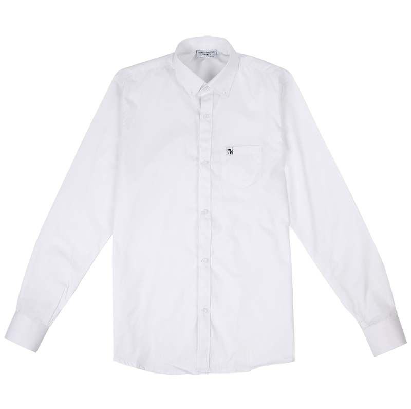 IWYL Oxford Shirt in White