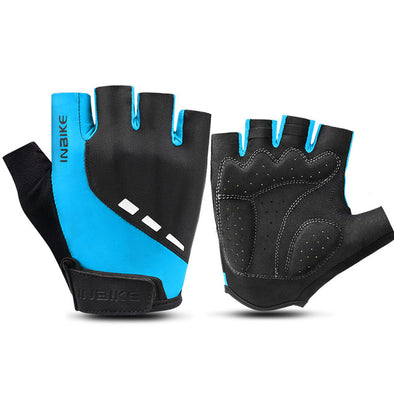 INBIKE Half Finger Reflective Cycling Gloves