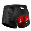 X-TIGER 5D Padded Cycling Underwear