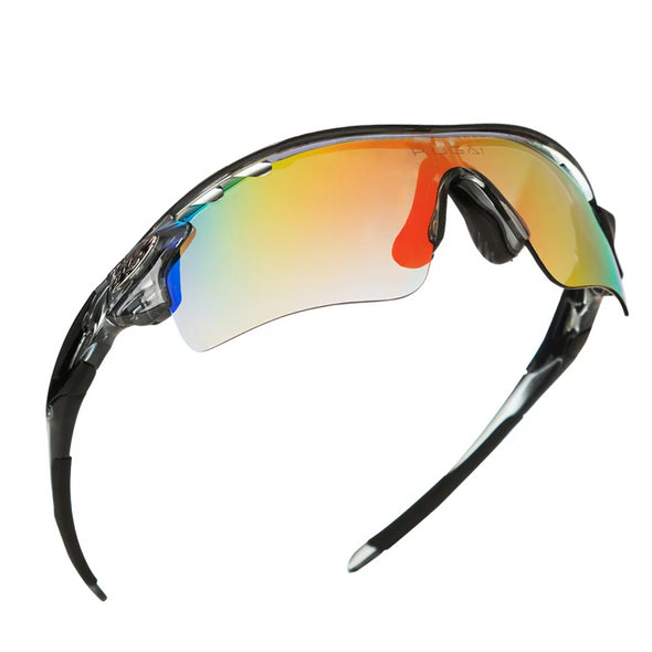 CoolChange Polarized Cycling Glasses Bicycle Sport Sunglasses-Inbike Cycling