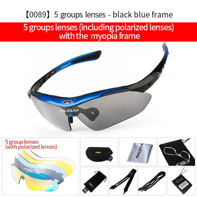 9f8c440f48c Tap to expand · CoolChange Professional Polarized Cycling Glasses ...