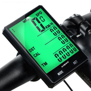 INBIKE 2.8inch Bike Wireless Computer Cycling Speedometer-Inbike Cycling