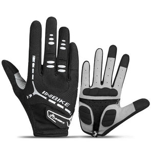 INBIKE Shock Resistant Full Finger Gloves