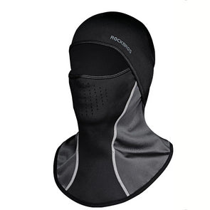 ROCKBROS Winter Thermal Balaclava Hiking Cycling Face Mask-Inbike Cycling