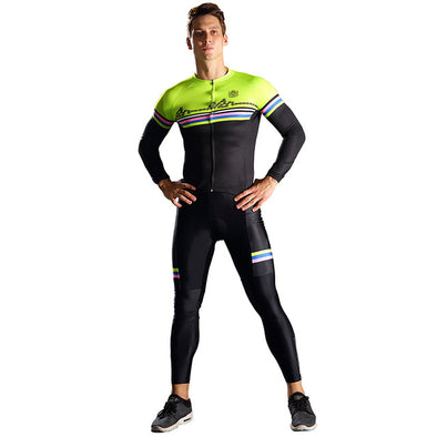 INBIKE Long Sleeve Cycling Jersey Set