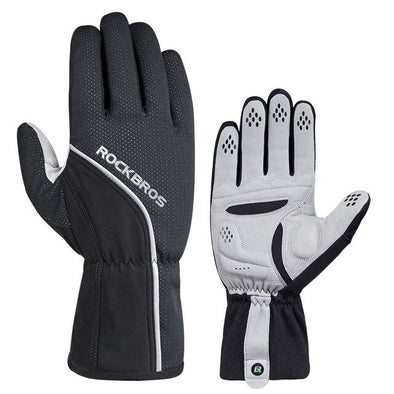 ROCKBROS Thermal Winter Cycling Gloves