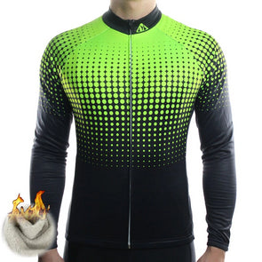 Breakout Thermal Fleece Jersey