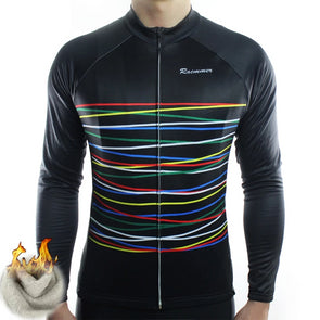 CrossRide Thermal Fleece Jersey