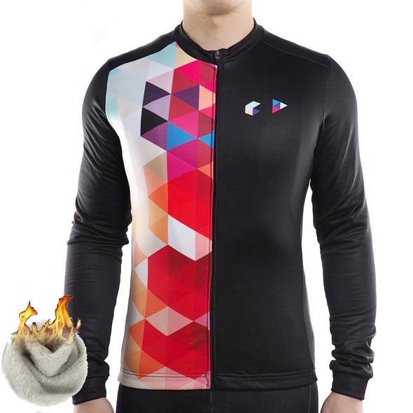 Fuse Thermal Fleece Jersey