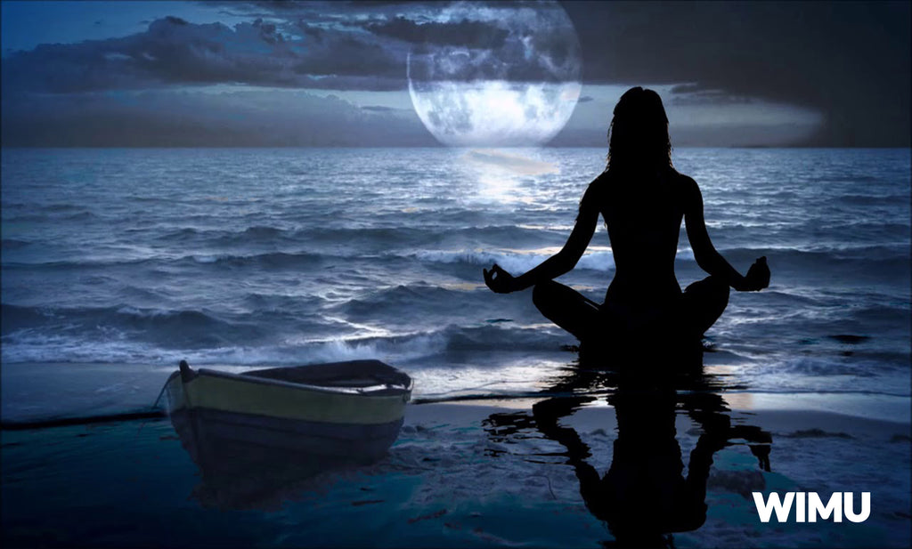 Full Moon Meditation | WhereIsMyUniverse.com