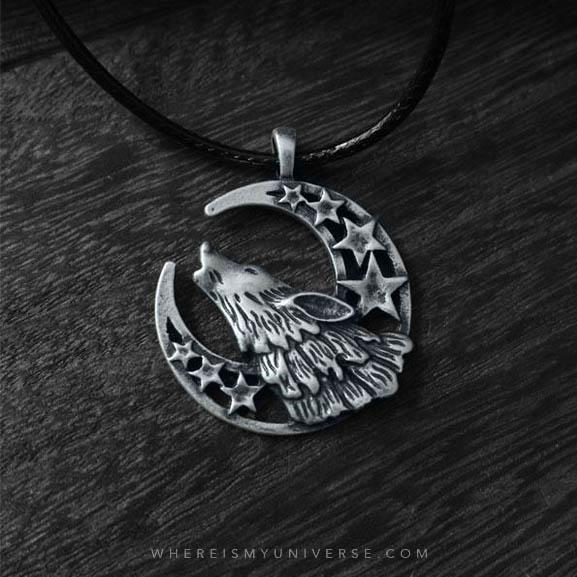 Celestial Howl Necklace