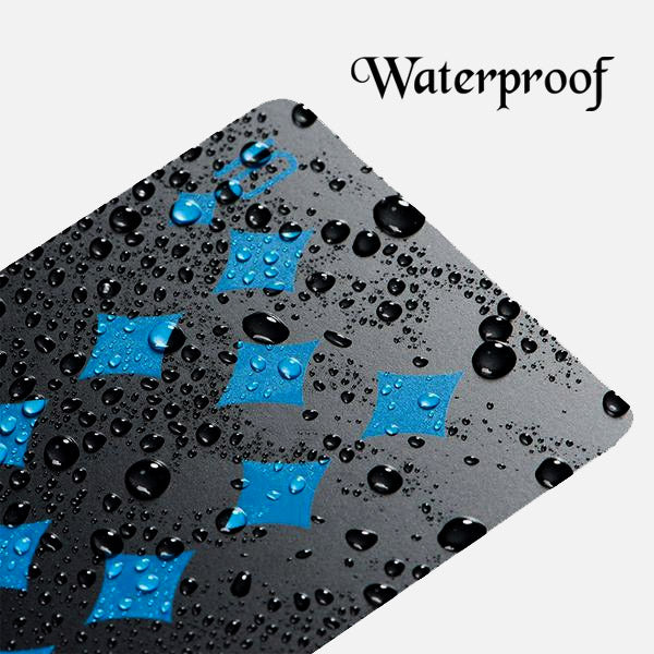Dark Blizzard Waterproof Playing Cards