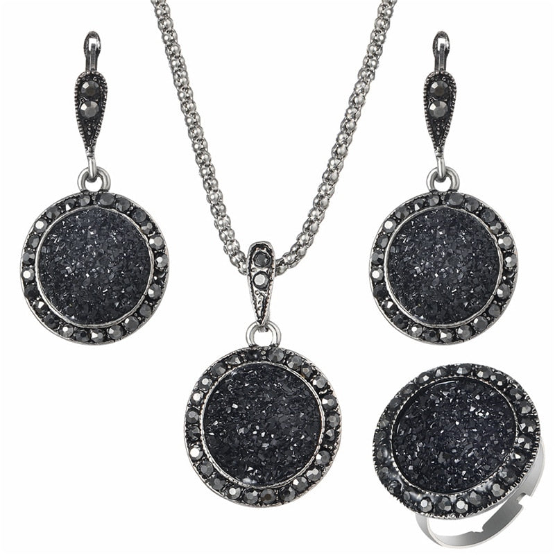 Dragon's Spirit 3-Piece Jewelry Set