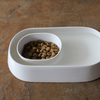 ANTI-ANT CERAMIC PET FOOD + WATER BOWL - BENJI + MOON