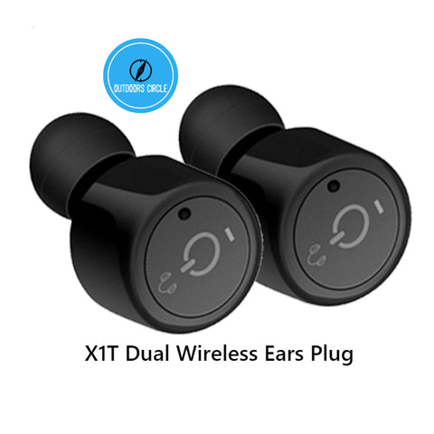 X1T Dual Wireless Ears