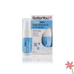 Better You Vitamin D 1000iu Oral Spray - Rekindle Kenya