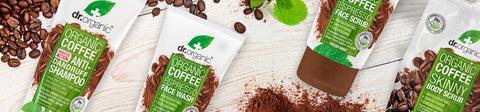 Dr Organic Coffee Collection
