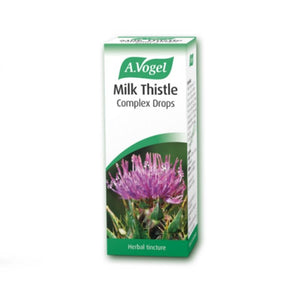 Milk Thistle drops with Artichoke, Peppermint, Dandelion, Boldo