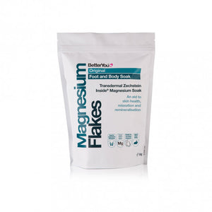 Pure Magnesium Bath Flakes
