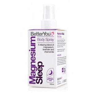 Better You Magnesium Sleep Spray with Essential Oils