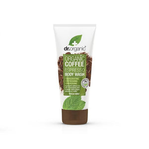 Dr Organic Coffee Espresso Body Wash 200ml