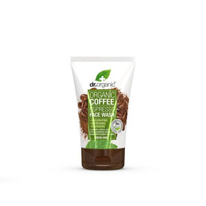 Dr Organic Espresso Coffee Mint Refreshing Face Wash
