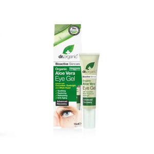Dr. Organic Aloe Vera Eye Gel with Cucumber Eyebright