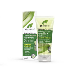 Dr. Organic Aloe Vera Gel Maximum Strength